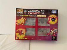 Transformers Encore 17 G1 Reissue Box, Insert, Instructions & Cassette Cases Lot