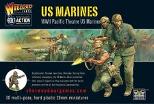 28mm Bolt Action US Marine Corp WWII Models