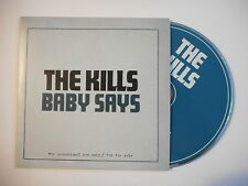 THE KILLS : BABY SAYS [ CD SINGLE PORT GRATUIT ]