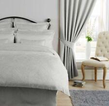 Clearance Avalon Standard Pillowcase Pair In Platinum 100% Cotton Percale