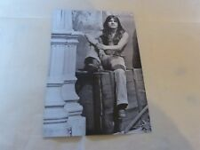 MALCOLM YOUNG - Mini poster Noir & blanc !!!