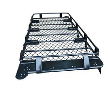 Expedition Aluminium Full Basket 2.5m Roof Rack For Land Rover Discovery 3 and 4