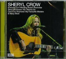 CROW SHERYL - ICON - COLLECTION - CD NUOVO SIGILLATO