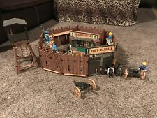 Playmobil System Fort Randall Western Lot, 1980s