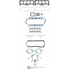 Ford 429 460 Fel Pro Full Gasket Set Head+Valve Cover+Exhaust+Oil Pan 1993 94