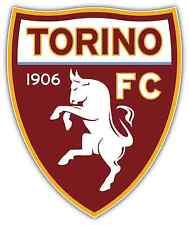 "Torino FC Italy Football Soccer Car Bumper Window Sticker Decal 4""X5"""