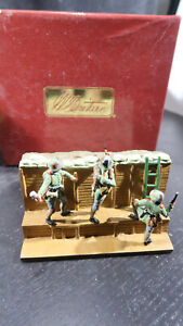 Britains BOXED 54mm No 41147 Trench Set German Side WWI