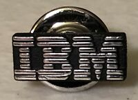 IBM International Business Machines Logo Plastic Lapel Hat Pin