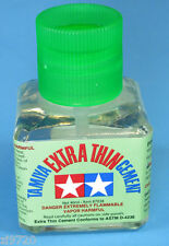 Tamiya 87038 Extra Thin Cement 40 ml Plastic Model Glue