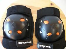 Gently Used Mongoose Bmx Bike Gel Knee Or Elbow Pads Child Safety Bicycle