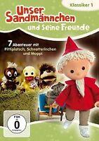 Unser Sandmännchen und seine Freunde - Klassiker 1 von Ge... | DVD | Zustand gut