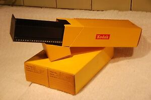 Lot of 3 Kodak Slide Trays - Empty- c1950s