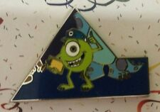 Disneyland 60th Puzzle Pin Series 4 - Mike from Monsters, Inc. LE 550