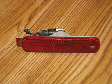 CHEVROLET COBALT PONTIAC G5 REAR SIDE MARKER LIGHT LH OEM