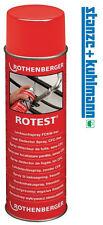 Lecksuchspray ROTEST® Inhalt 400 ml - Rothenberger , Gasflaschen,Gasleitungen...