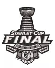 2019 NHL Stanley Cup FINAL Jersey Patch St. Louis BLUES BRUINS Iron Or Sew On