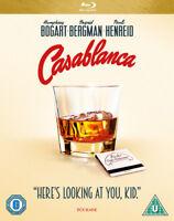 Casablanca Blu-Ray (2010) Humphrey Bogart, Curtiz (DIR) cert U ***NEW***