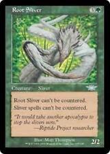 ROOT SLIVER Legions MTG Green Creature — Sliver Unc