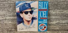 "NEW BILLY JOEL ""LIVE AT YANKEE STADIUM "" STORM FRONT TOUR LASERDISC SEALED"