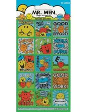 Character Reward Stickers Home School 110mm X 245mm Peppa Shopkins Thomas Moshi Mr Men 12.019