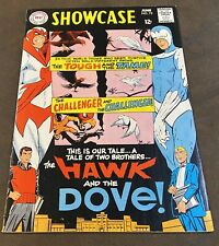Showcase 75 1st Appearance Hawk and the Dove DC Comics 1968