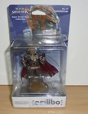 Amiibo - Super Smash Bros. Collection figure: GANONDORF No 41 (NEW & BOXED)