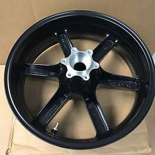 harley G1309.02A8YT Genuine Buell Rear Black Wheel, All 2003-2009 XB'S & 1125's