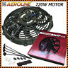 "12"" Aeroline® Electric Engine Radiator 12v Cooling Fan High Power 220w Motor"