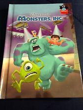 Monsters, Inc. by Disney Pixar Staff (2001, Hardcover)