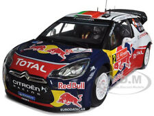 CITROEN DS3 #2 WRC WINNER RALLY PORTUGAL 2011 RED BULL 1/18 CAR NOREV 181556