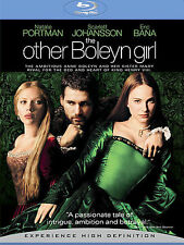The Other Boleyn Girl (Blu-ray Disc, 2008)Scarlett Johansson- No Slipcover
