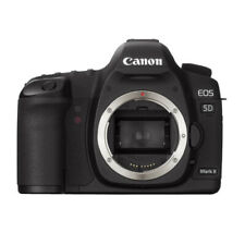 Canon EOS 5D Mark II Digital SLR Camera - Black (Body Only)