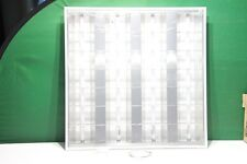 NEUF : Luminaire encastré 600X600 SYLVANIA 0055578 Satiné 4 X 14 watts