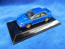 AUTOART - 1/64 - SUBARU NEW AGE IMPREZA STI - MINT - TOP !