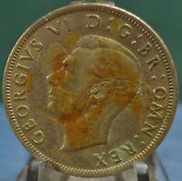 Great Britain/UK, 1948 Half Crown
