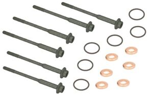 Injector O-Rings Seals Rings Nozzle Holders Bolts for Audi VW 3.0 TDI engine