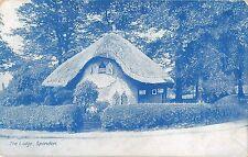 BR97697 the lodge spondon  uk