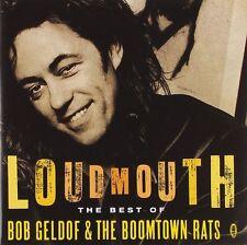 Bob Geldof/Boomtown Rats Best Of CD NEW SEALED I Don't Like Mondays/Rat Trap+