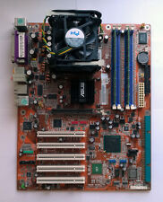 Abit IS7 i865PE Mobo with Pentium 4 3GHz HT CPU and 2GB RAM - Test OK!