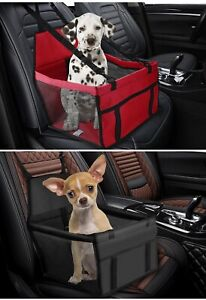 Dog Car Seat Folding Pet Carrying Bag For Small Cats Dogs Eco Friendly Strong