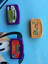 Leap Pad Leap Start Pre Reading Tutters Tiny Trip+Math+Leap Frog Fair Is Fair