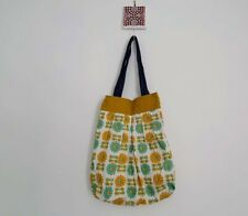 Retro bag,  handmade shopping bag, shopping bag
