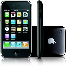 APPLE IPHONE 3GS 8GB BLACK AT&T LOCKED SMARTPHONE USED