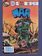 WORLD AT WAR 48     CHARLTON  WAR    COMICS