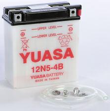YUASA BATTERY 12N5-4B YUAM2250B MC Honda