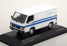 Mercedes Mb100 Service 1 43 Model Wb266 Whitebox