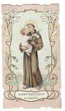 santino.62 SANT'ANTONIO DI PADOVA MILANO 1912