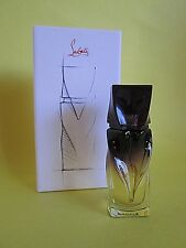 LOUBOUTIN PERFUME MINI TROUBLE IN HEAVEN NEW IN BOX 0.16 OZ 5 ML MINIATURE