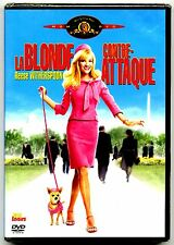 DVD - LA BLONDE CONTRE - ATTAQUE - Reese Witherspoon