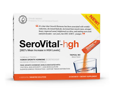 SeroVital®-hgh Anti-Aging Rapid Dissolve Powder - 30 Packets - FAST SHIP!